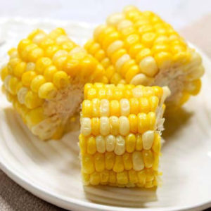 steamed corn by maomao mom