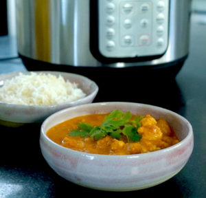 Butter Chicken by Zahra with Instant Pot